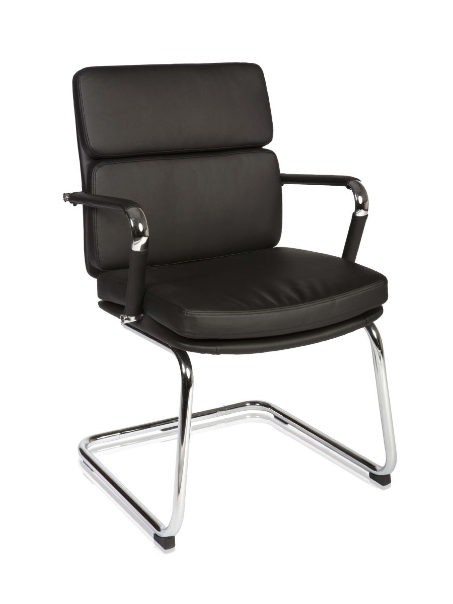 CODE BLACK VISITOR CHAIR